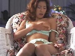 【無修正】岡崎美女 誘惑熟女の敏感ファック