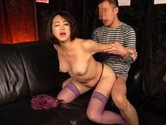 ダイスキ!人妻熟女動画 :43歳のピンサロ嬢が勃起チ○ポに欲情して自ら本番を要求してきたので…