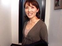 高齢人妻熟女動画 あっふ〜ん:田舎から上京してきた五十路のお義母さんとセックス三昧の3日間 隅田涼子