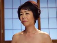 高齢人妻熟女動画 あっふ〜ん:息子に犯され、その関係から抜け出せなくなった五十路母! 藍川京子