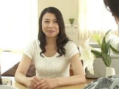 高齢人妻熟女動画 あっふ〜ん:妻よりも五十路の嫁の母のほうが体の相性がバッチリな娘婿 深田さえこ