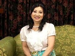 ダイスキ!人妻熟女動画 :色白むっちりな五十路マダムをヒィーヒィーいわせて精液注入! 吉永静子