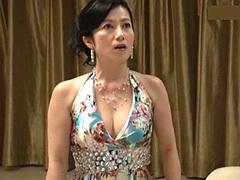 熟女ストレート : 七海ひさ代 客として来た息子に風俗嬢としてサービスを始める四十路母