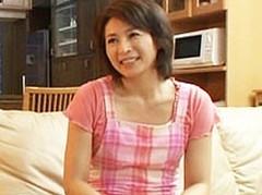ダイスキ!人妻熟女動画 : 夫が帰ってくるまでの僅かな間に息子と濃厚セックスする四十路妻 矢部寿恵