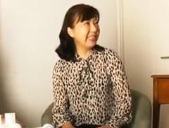 ダイスキ!人妻熟女動画 : 54歳、ヒョウ柄の五十路おばちゃんが想像以上にエロかった 如月麗華