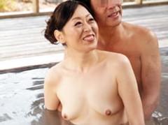 ダイスキ!人妻熟女動画 : 還暦を迎えた熟年おしどり夫婦が北の温泉宿で濃厚に愛し合う! 大内友花里