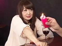 ダイスキ!人妻熟女動画 : SM志願の四十路妻…手足を拘束されながらガン突きされて悶絶! 高倉梨奈
