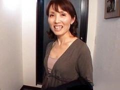 高齢人妻熟女動画 あっふ〜ん : 田舎から上京してきた五十路のお義母さんとセックス三昧の3日間 隅田涼子