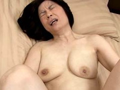 えろある! : 板倉幸江(五十路)ガン突き中出しピストンでイキ狂う垂乳マダム