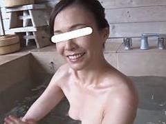あだるとあだると : 【無】美しいアラフォー美人妻が不倫相手との温泉旅行でしっぽり乱れてフェラ抜き中出し♪