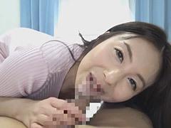 熟女ストレート : 一条綺美香 綺麗なママのフェラ奉仕に興奮し、口内射精で目を覚ます息子