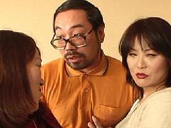 熟女ストレート : 【無修正】【中出し】関口美津子 香月家にきたおばさん