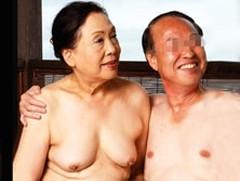 ダイスキ!人妻熟女動画 : 七十路の熟年夫婦が温泉旅行で疲れ知らずの濃厚セックス! 黒崎礼子