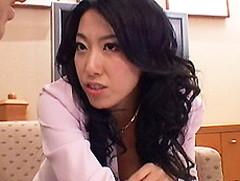 となりのおくさま : 【無修正】家庭教師と英会話ファック クリス小澤