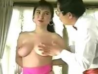 【無修正】田中露央沙 肉感的な肢体がエロ過ぎる巨乳美女がエッチな質問をされながら生挿入に喘ぐ