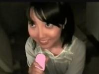 【無修正・個人撮影】草川栞 マジで可愛すぎる美少女と夜景を見ながらハメ撮りで無許可中出し