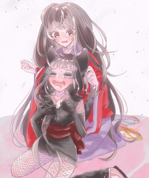 忍者姫挿絵1