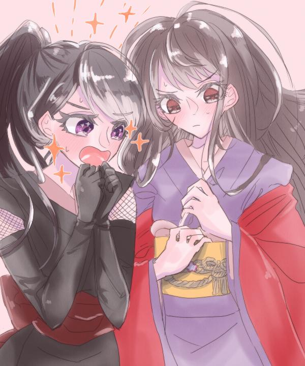 忍者姫挿絵2