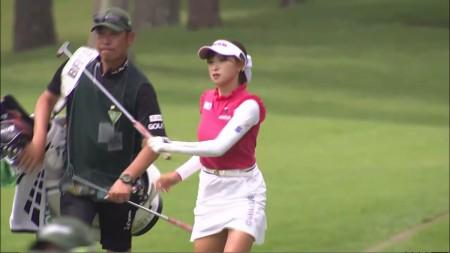 女子ゴルフの画像028