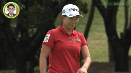 女子ゴルフの画像030