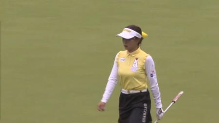 女子ゴルフの画像037