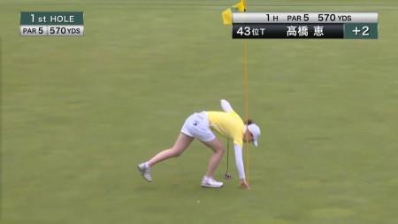 女子ゴルフの画像038