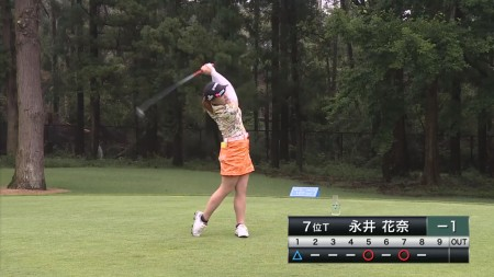 女子ゴルフの画像040