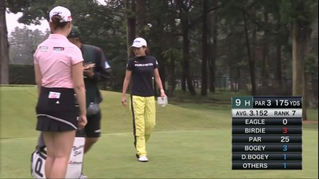 女子ゴルフの画像041
