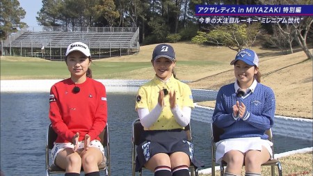 女子ゴルフの画像049