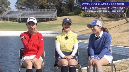 女子ゴルフの画像050