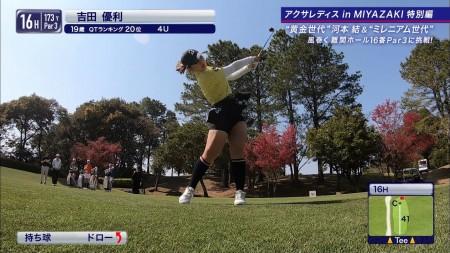 女子ゴルフの画像051