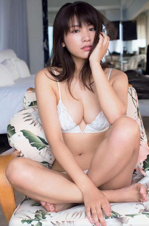 久松郁実のセグウェイ乳揺れが衝撃的www