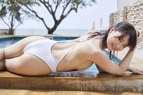 平嶋夏海ちゃんのFカップのムッチムチおっぱい16