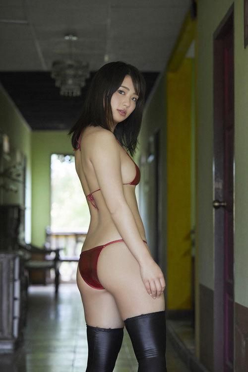 平嶋夏海ちゃんのFカップのムッチムチおっぱい47