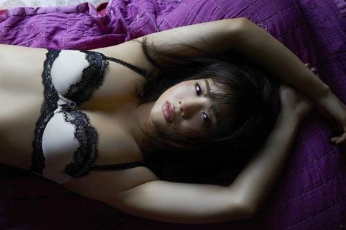 平嶋夏海ちゃんのFカップのムッチムチおっぱい76