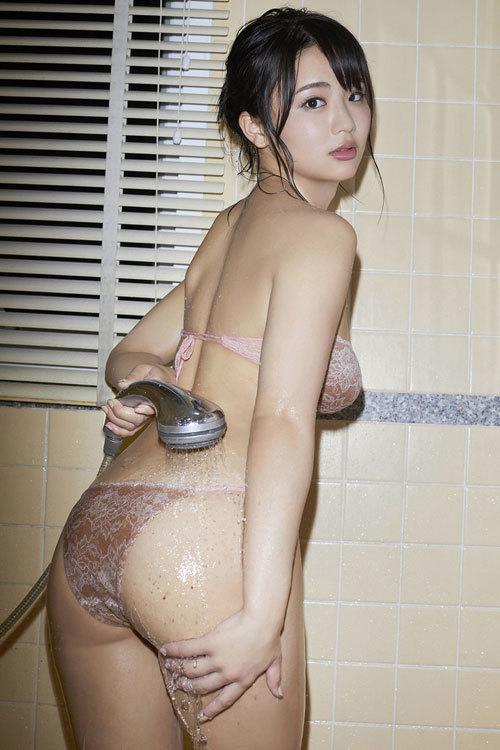 平嶋夏海ちゃんのFカップのムッチムチおっぱい86