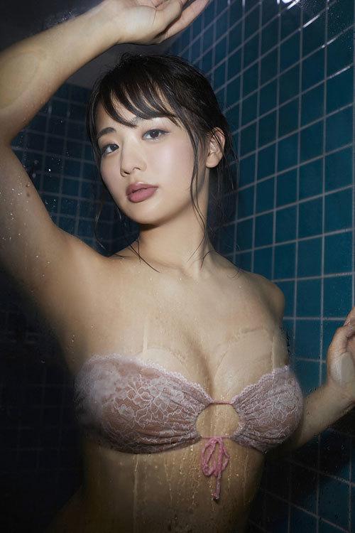 平嶋夏海ちゃんのFカップのムッチムチおっぱい91