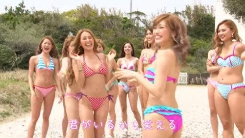【CYBERJAPAN DANCERS】「ダイスキなBest Friend」(ショートバージョン)