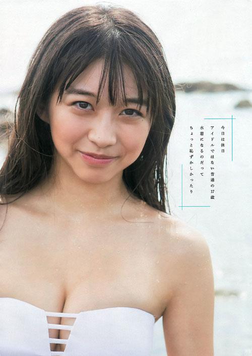 牧野真莉愛(17) モーニング娘。第12期の超逸材!画像×161