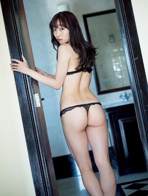 須田亜香里 Tバック写真集 大爆死!!!