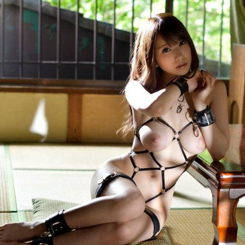 拘束強制された「園田みおん」のGカップ極上肉体が淫靡すぎる神イカせ動画像 68枚