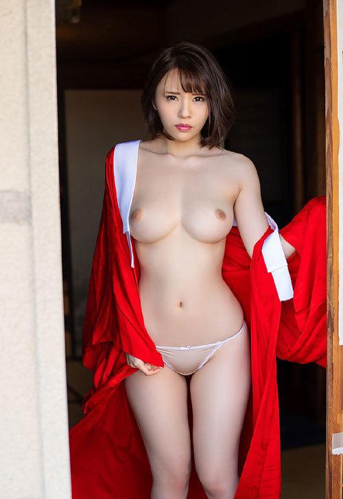 伊藤舞雪Fカップ美巨乳おっぱい87