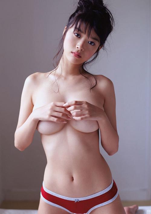 モデルで女優 馬場ふみか(23)の豊潤バスト。画像×126