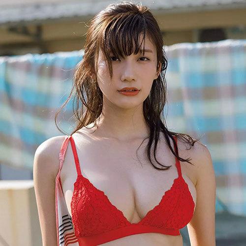 小倉優香 20歳になったぐらちゃんの破壊力満点なGカップセクシーボディ