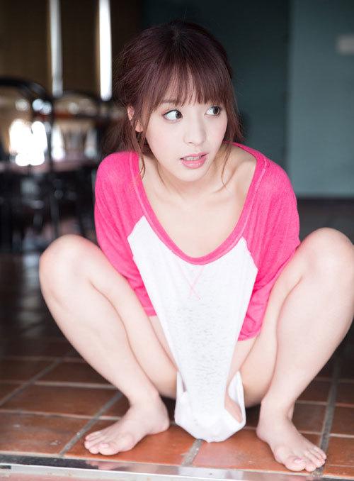 桃乃木かなFカップ美乳おっぱい93
