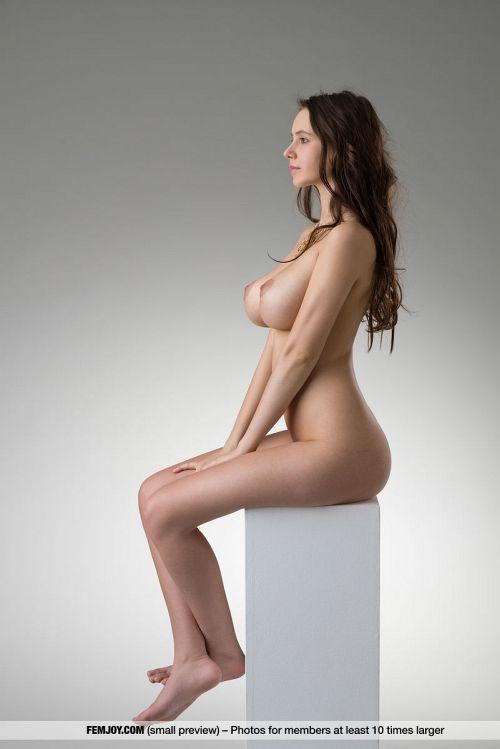 キレイな爆乳おっぱい、丸いお尻、セクシーなクビレ。美とエロスの絶妙バランスw世界一シコい身体の美女がコチラww # 外人エロ画像