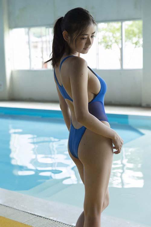 【競泳水着】美少女アイドルや巨乳グラドルの競泳水着画像42枚