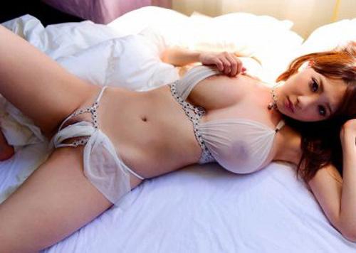 【シースルー おっぱい】裸よりエロい!?シースルーおっぱい画像