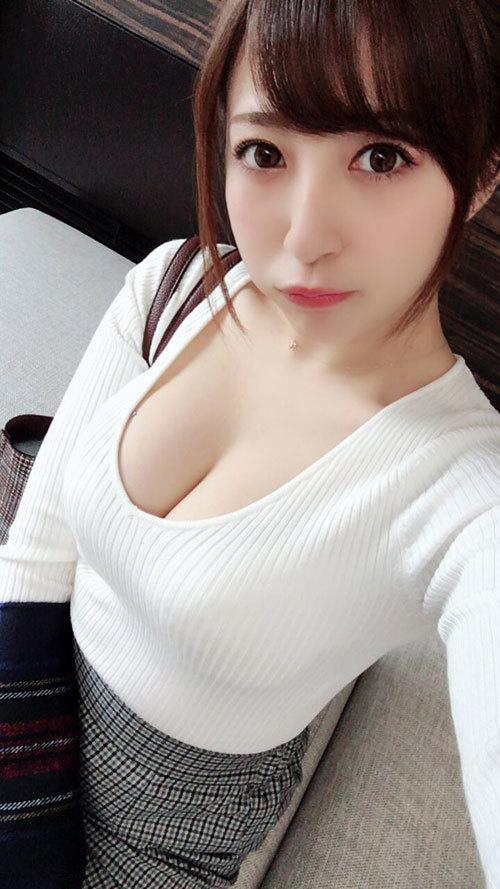 逢沢まりあGカップ美巨乳おっぱい97