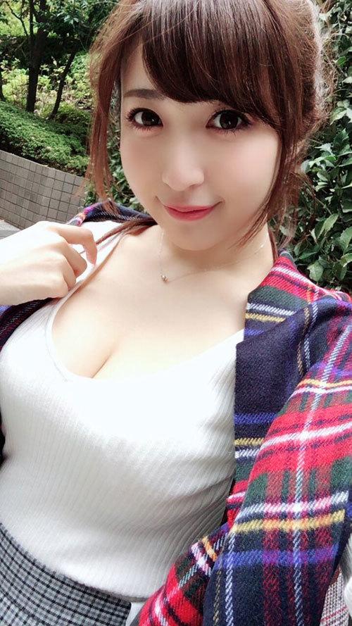 逢沢まりあGカップ美巨乳おっぱい98
